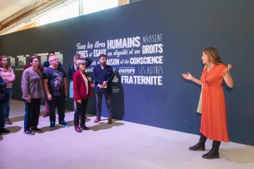 Journées Européennes du Patrimoine 2019 - avec la compagnie « La Question du beurre »
